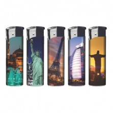 Monuments Electric Lighters