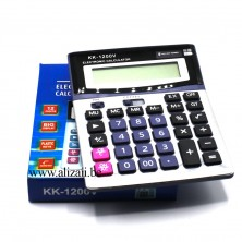 Electronic Calculator KK-1200V