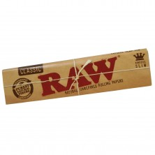 RAW Classic Rolling Papers King Size Slim