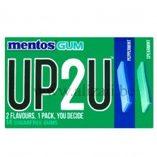 Mentos UP2U Peppermint/Spearmint