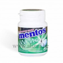 MENTOS GUM WHITE SPEARMINT BOTTLE