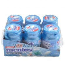 Mentos Peppermint Sugar Free Gum 42pc