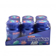 MENTOS GUM AIR ACTION BOTTLE 45PCS