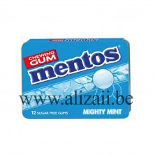 MENTOS Tabs Mighty Mint - 12 pcs