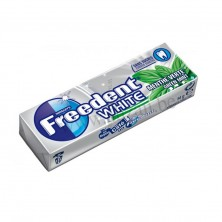 FREEDENT WHITE GREEN MINT
