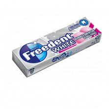 FREEDENT WHITE BUBBLE MINT