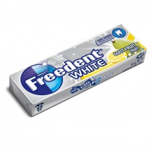 FREEDENT WHITE FRUIT x30