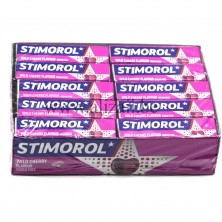Stimorol Chewing gum wild cherry