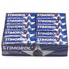 STIMOROL Strong Peppermint Flavour