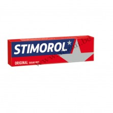 STIMOROL ORIGINAL CHEWING GUM SUGAR