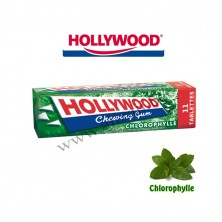 Hollywood  Chorophylle Mint Chewing Gum