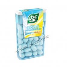 Tic Tac  Mixers Coconut Ananas 24 Pieces