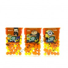 Tic Tac Banana & Tangerine 24 Pieces
