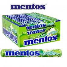 MENTOS POMME VERTE / GREEN APPLE x 40