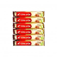 Cote d'Or Praline white chocolate  bars 32x46g