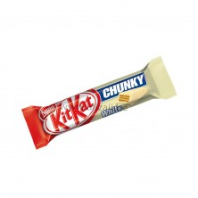 Nestle KIT KAT White 24x40g