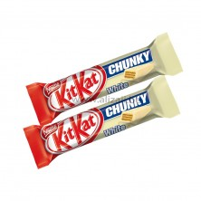 Nestle KIT KAT White 24x40g