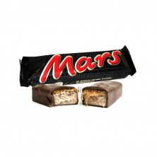 Mars Chocolate Bar 24x51g