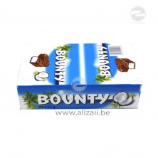 Bounty Milk Chocolate Bar 24x57G