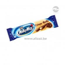 Milky Way Crispy Rolls 24x25g