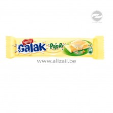 GALAK White Chocolate Popri 36x40g