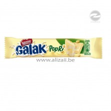 GALAK White Chocolate Popri 36x40g