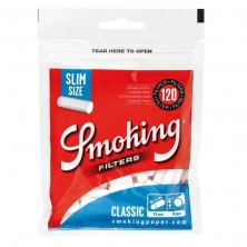 Smoking Classic Cigarette Filter 6mm