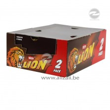 Nestlé Lion Chocolate Bar with Caramel 28x 2x30g