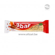 Orino 3 Sesame bar with Almonds and honey 20x45g