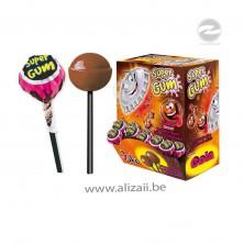 """Jake """"Super Gum"""" lollipops with Cola Flavour 100pcs"""