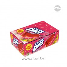 Chupa Chups Crazy Dips Strawberry Flavour 24x14