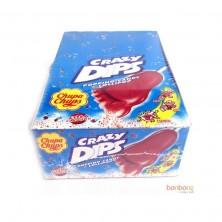 Chupa Chups Crazy Dips Cola Flavour 24x14g