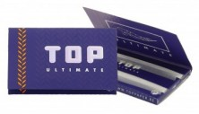 TOP Ultimate Rolling Paper Double 25x100