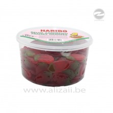 Haribo Happy Strawberries 150pcs