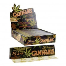 Cannabis Flavoured Slim Kingsize Rolling Papers