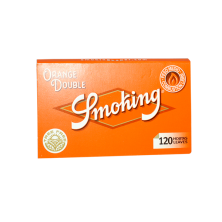 Smoking Double Orange Original Rolling Paper