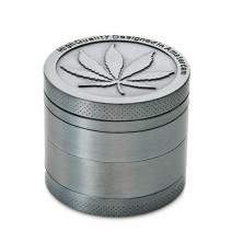 Herb Grinders High Quality Amsterdam Grinders 40mm 4 Piece