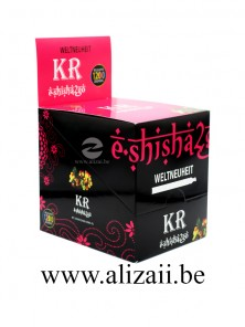 KR E-SHISHA 2Go jetables stylo shisha 1200 bouffées