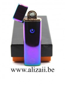 USB Rechargeable Flameless ElectronicTouch sensing Cigarette Lighter