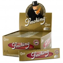 Smoking Gold King Size slim Rolling Paper