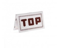 TOP No 4 White Double Rolling Papers