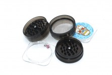 Plastic Tabak Grinder 60MM 5 Layers