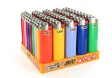 Bic Flint Slim Lighters