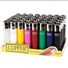 Clipper Big without Design Lighters