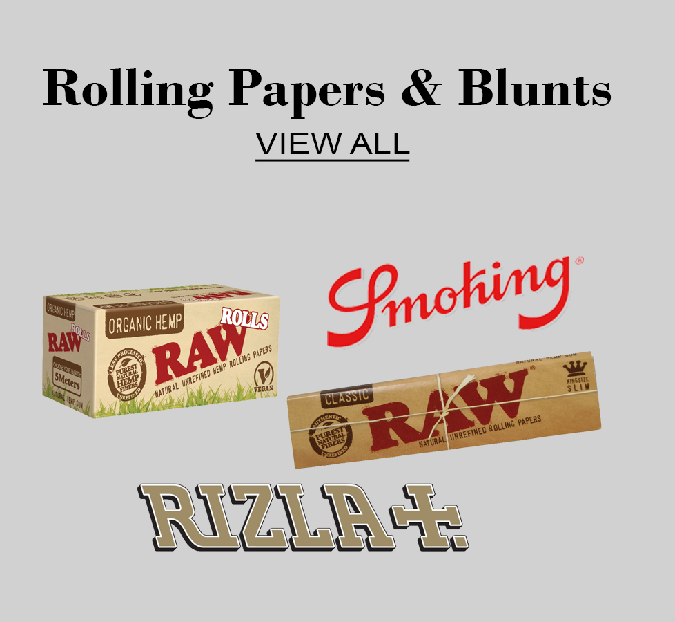 Rolling papers & Blunts click here for more information
